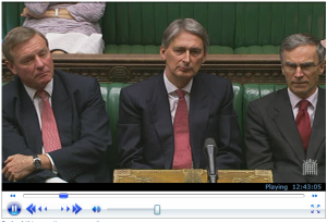 Philip Hammond 18 Sept 2012.