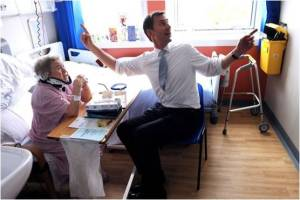 Jeremy Hunt Patients - photo for 'the boss'.