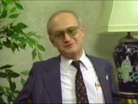 Soviet defector Yuri Bezmenov