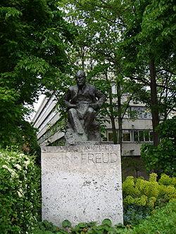 Tavistock Freud Statue
