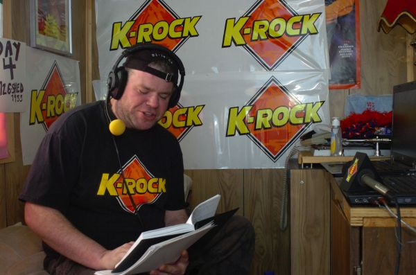 Big Tom at K Rock Radio