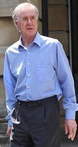 Ex-teacher Gilbart Smith showered in petrol
