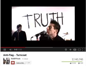 Anti-Flag Turncoat