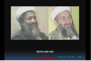 Bin Laden Lookalike