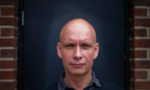 Pete Black, a former police officer. Photograph: Graham Turner.