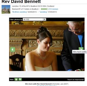 Rev Dave Bennett