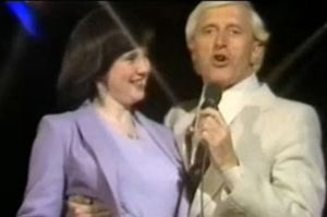 Jimmy+Saville in 1979 Top Of The Pops
