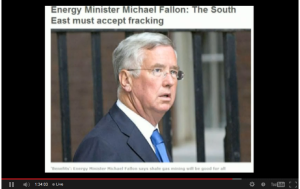 Michael Fallon MP