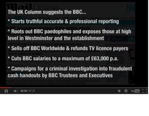 bbc Targets