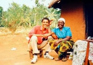 obama grnd mother in africa