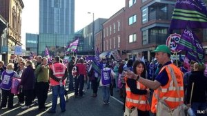 Protest 29 Sept TPC BBC