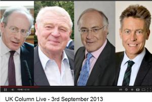 UK Syria Hawks UK Column 3 Sept 2013