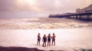 Brits take to the Surf