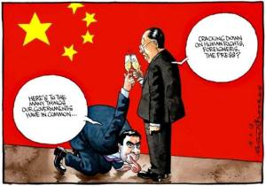 Brookes The Times China NLAT
