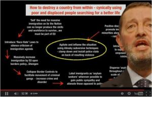 Blunkett Destroy Country