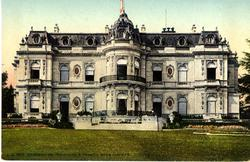 chateau de pregny