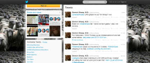 Demon Sheep Twitter