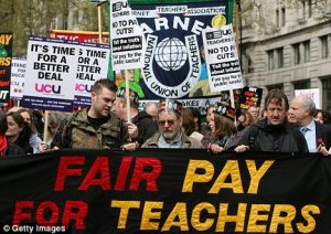 Fair Pay For Teachers