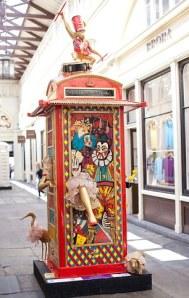 Fee Fee La Fou Circus CallBox