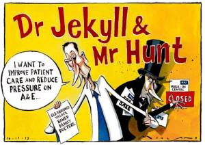 Hunt Jekyll and Hyde