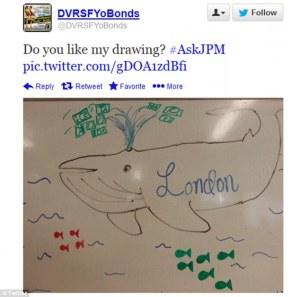 JPMorgan Tweet