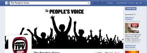 Peoples Voice Facebook