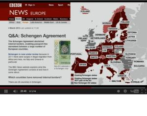 Shengen Agreement