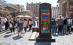 Stained Glass CallBox