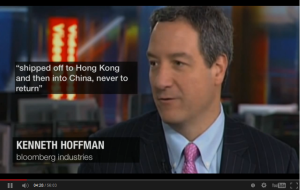 Hoffman There is no gold