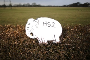 Phase Two Route Of The Proposed HS2 Rail Link Announced