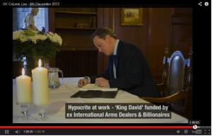 King David Hypocrite 2013