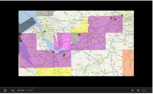 The Fracking Licence Area