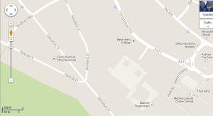 Junction Cassiobury and Woodland