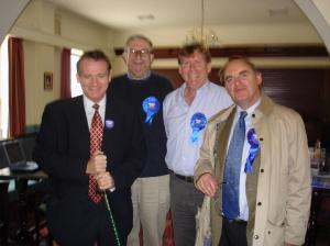 David MaClean MP Keith Simpson Simon Burns