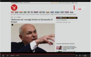UKC 12 Feb 2014 Bedroom Tax