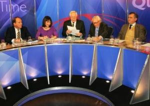Barking and Dagenham Post BBC QT Panel 6 Mar 14
