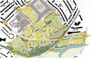 Wealth Campus plan