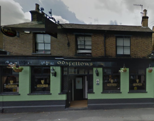 The Oddfellows Pub Watford