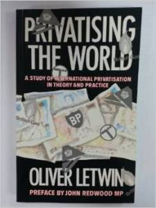 Privatising the World OL