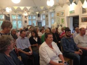 Watford Writers At Cha Cha