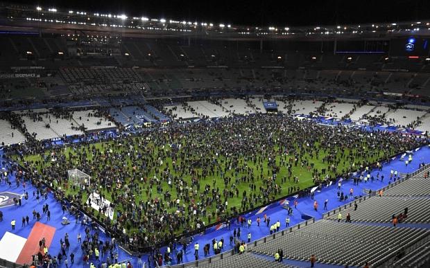Football - France v Germany International Friendly / Paris Terrorist Attack