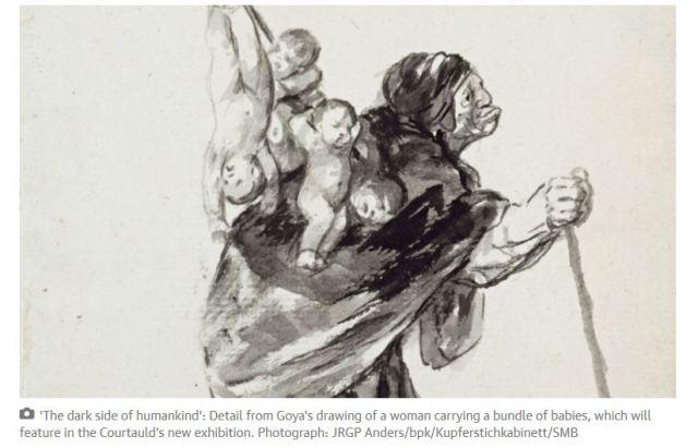 Goya-sketch