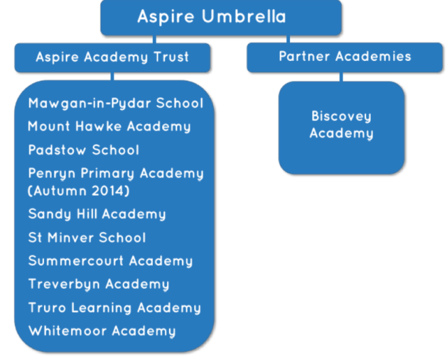Aspire Umbrella
