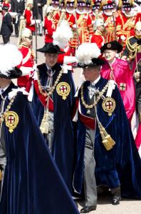 garter robes