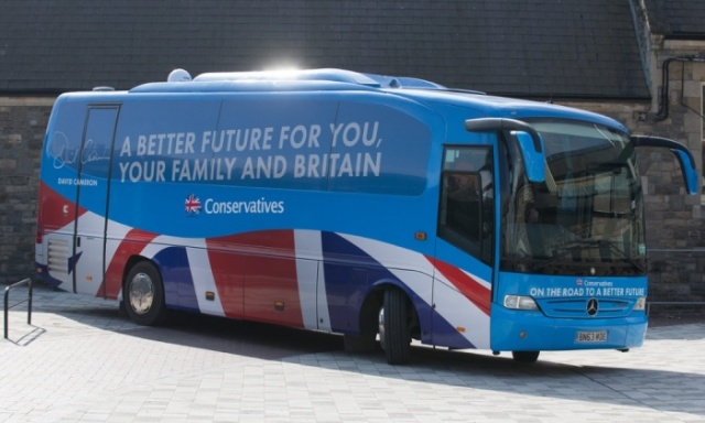 Tory Bus Road to Recovery