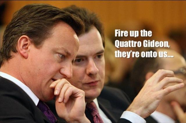 Fire up the Quattro Gideon
