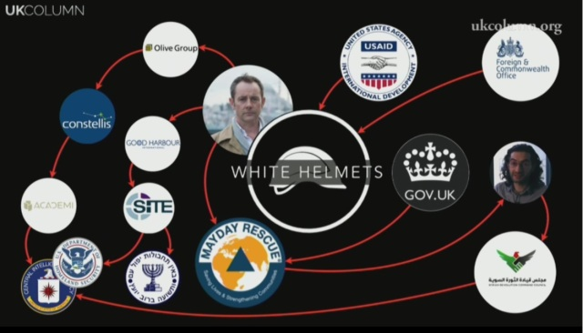 UKC 3 November 2015 White Helmets Nest of Vipers