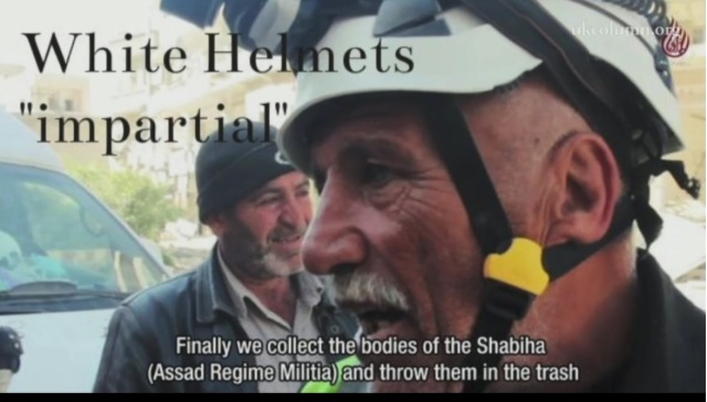 UKC 3 November 2015 White Helmets no impartial