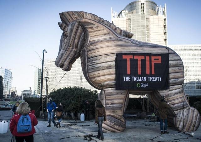 TTIP - The Trojan Horse